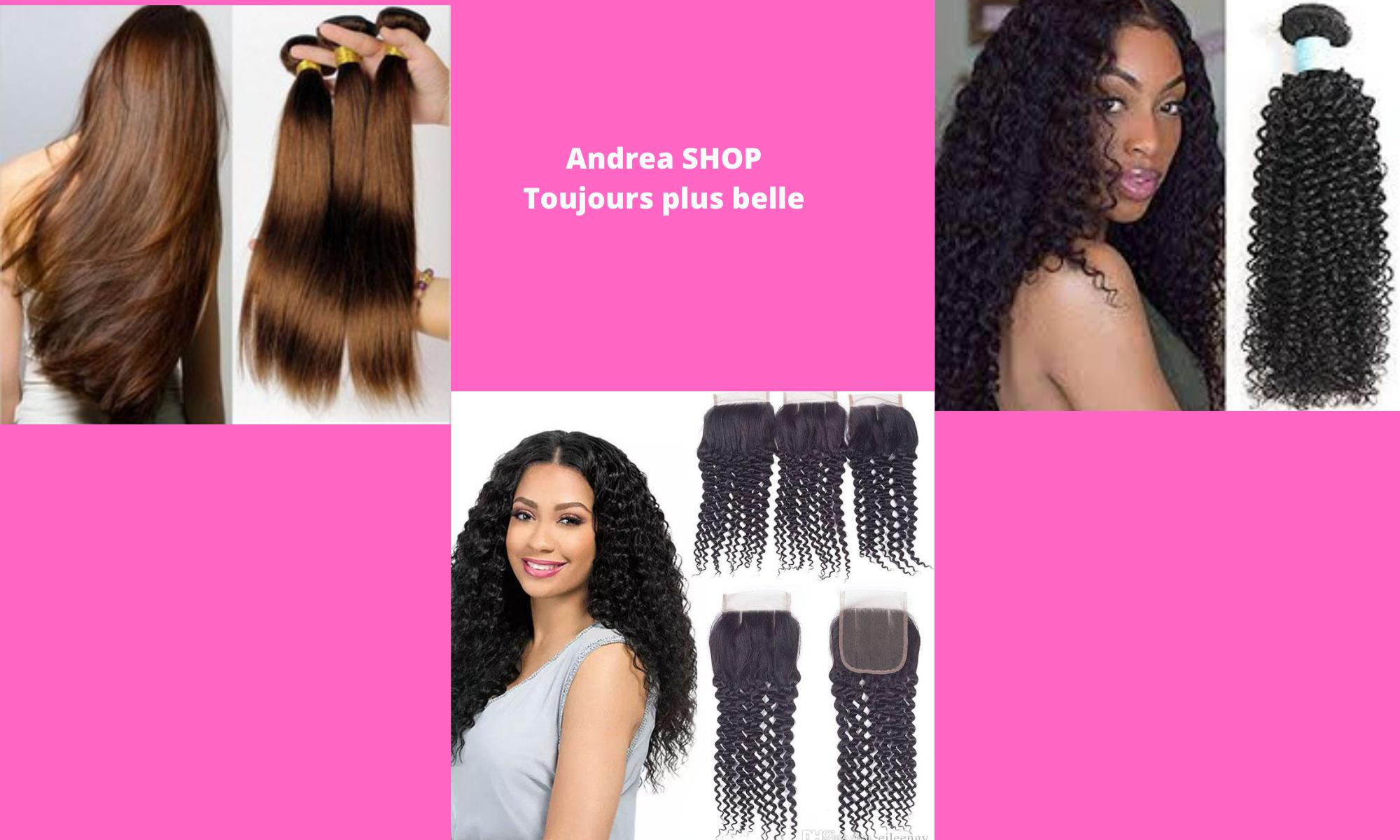 ANDREA HAIR